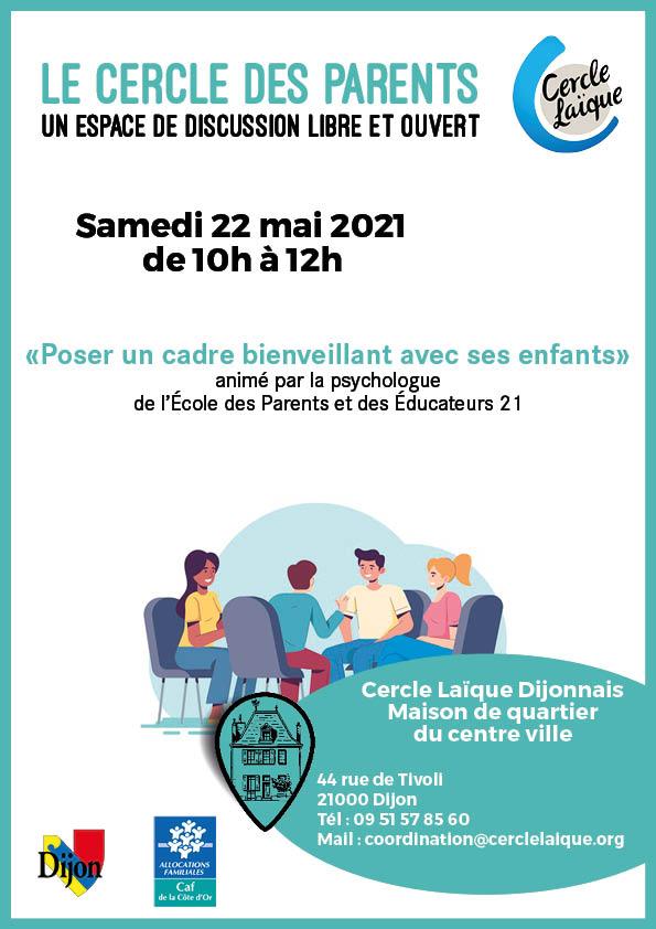 Cercle des parents du Cercle laique Dijonnais