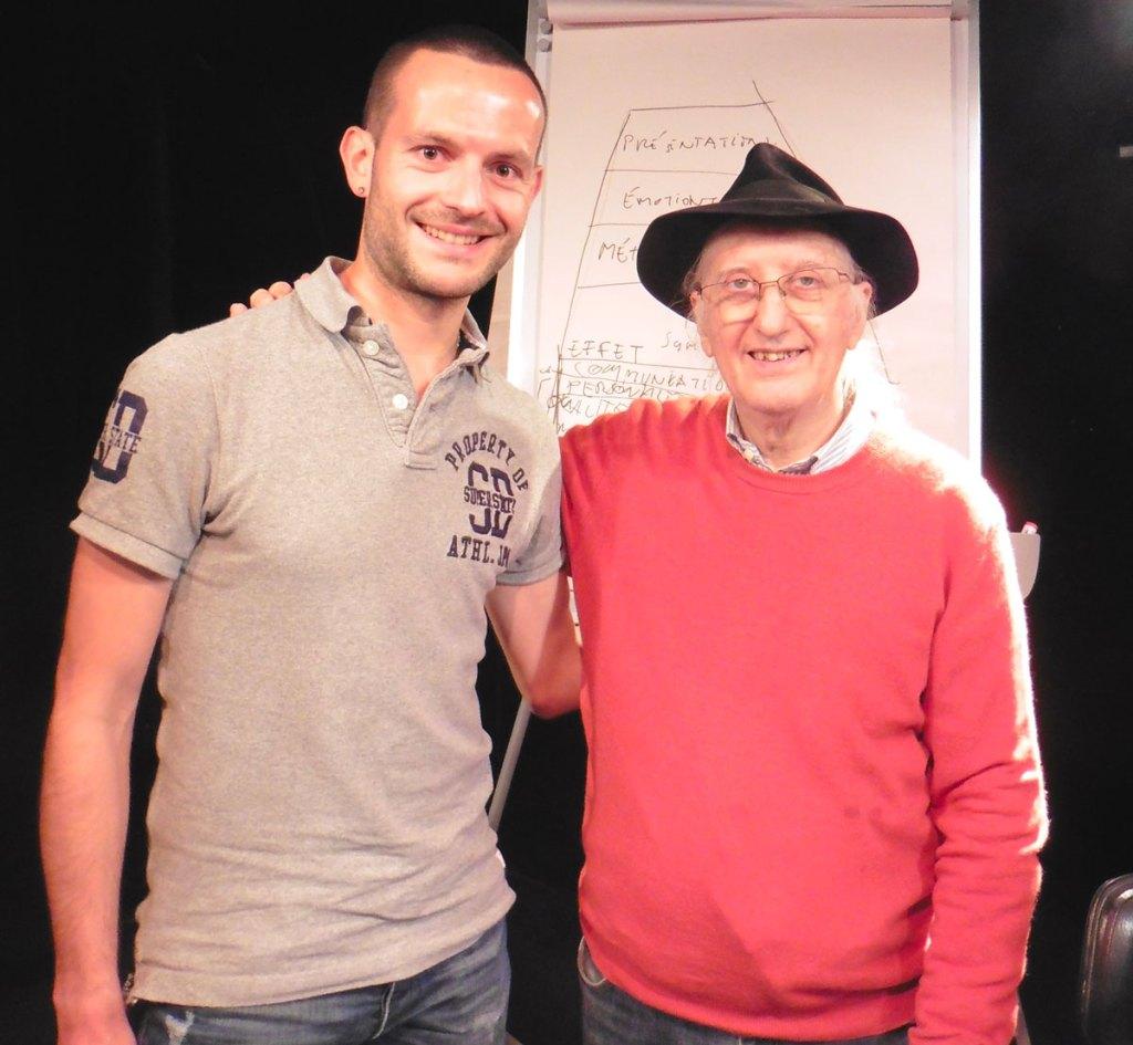 Pierre Genette et Juan Tamariz