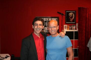 Avec Henry Matol