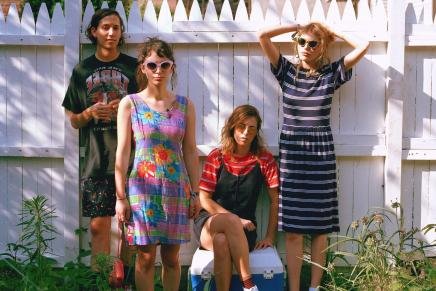 "The Paranoyds – ""Freak Out"""