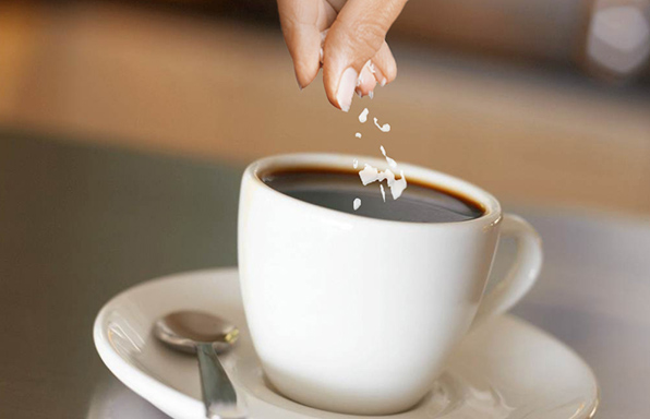 Image result for Coffee with salt
