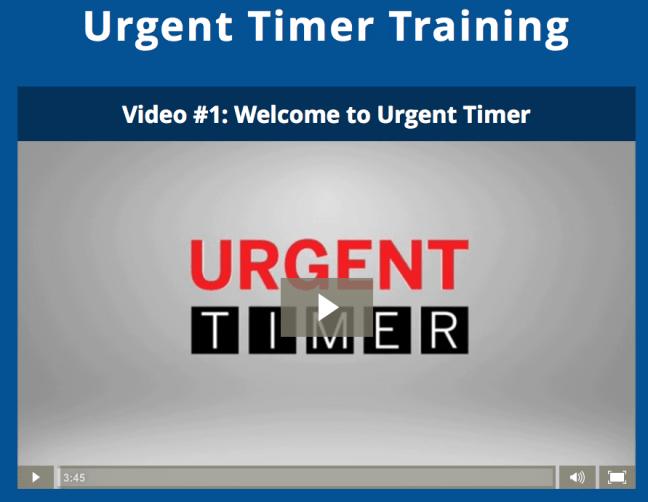 Urgent Timer 7