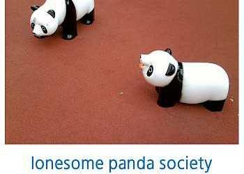 lonesome panda society: Ending and beginning