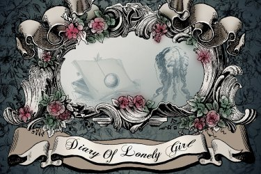 Front Cover: Vlisa - Diary of Lonely Girl