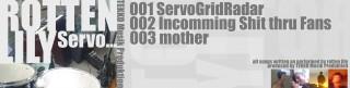 Cover: Rotten Lily - Servo...(single)