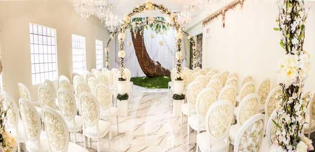 Breathtaking Indoor Chapels