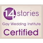 gay-wedding-institute-certified badge