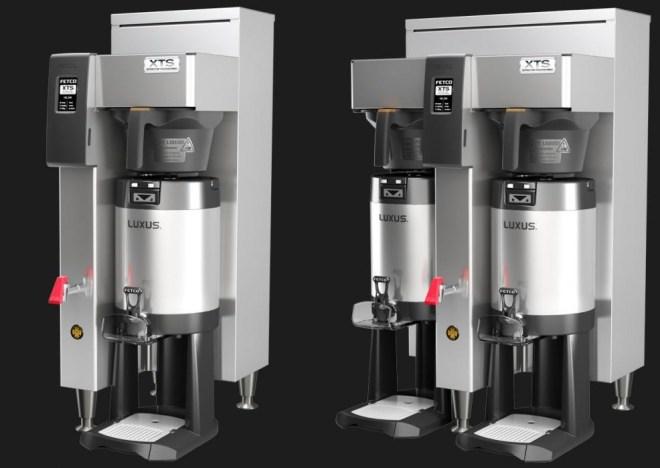 Fetco 2151 & 2152 XTS Brewer Image