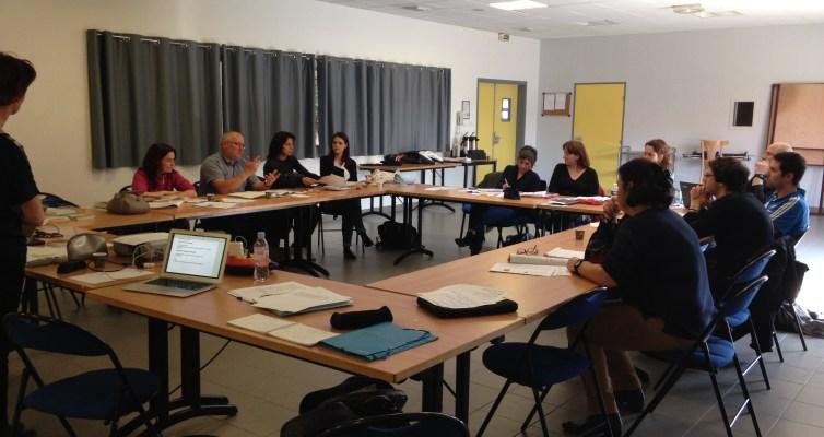 TEMOIGNAGES. Formation «Matières à penser, ressentir et agir face aux radicalisations» / Dans un Collège à Avignon