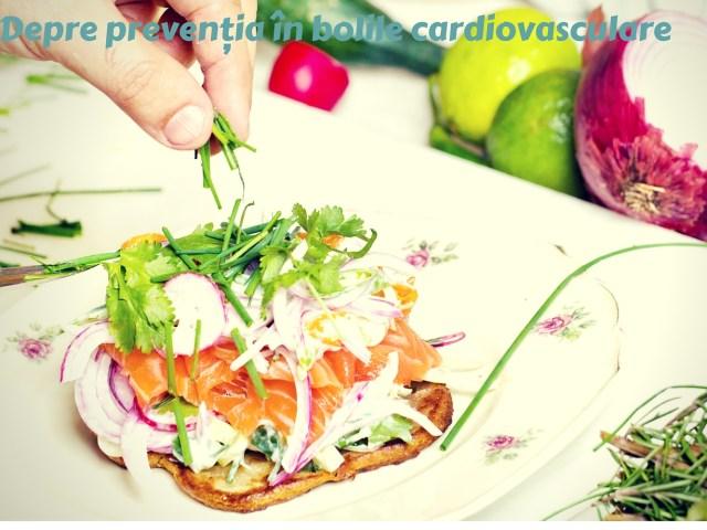 Pe scurt, despre prevenția în boli cardiovasculare