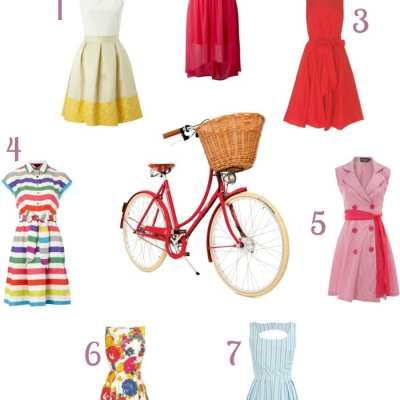 HtCC: Dresses for Cycling