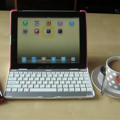 Blogging and iPads