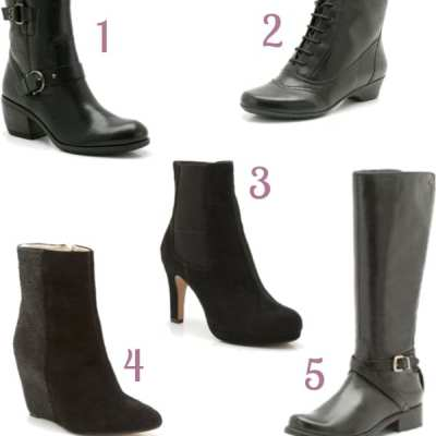 HtCC: These Boots Were Made For Walking…