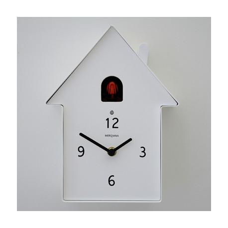 horloge cucu meridiana diamantini domeniconi blanc