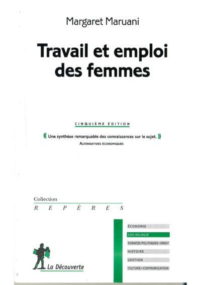 Travail et emploi des femmes (5ème édition)