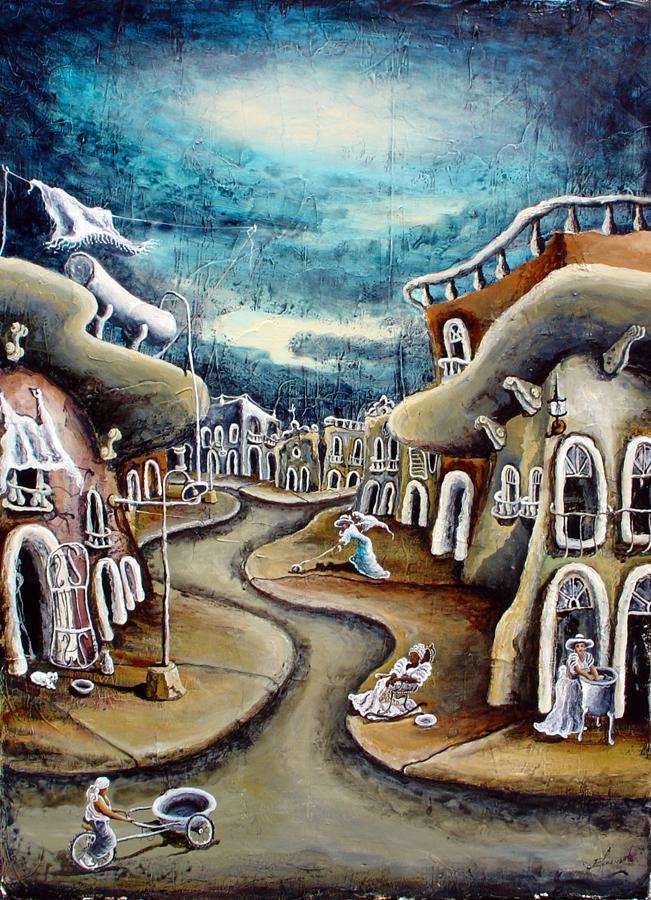 Cuban Art Enrique Agramonte
