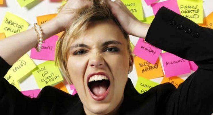 El estrés resulta en algunas ocasiones difícil de sobrellevar y suele provocar trastornos físicos y mentales.