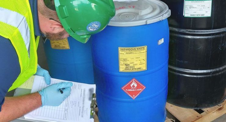 La elaboración de un plan de gestión de residuos peligrosos supone cuatro fases que permitirá mitigar la exposición al riesgo de la salud o el ambiente.