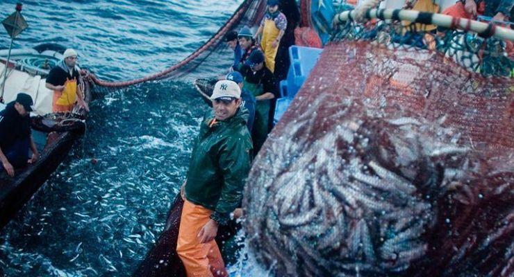 Riesgos laborales en la actividad pesquera