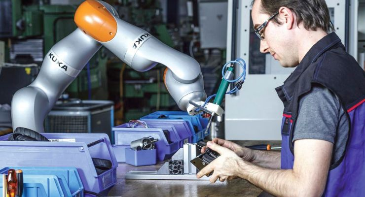 NIOSH investiga aumento del uso de la robótica en el lugar de trabajoNIOSH investiga aumento del uso de la robótica en el lugar de trabajo