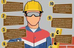 10 consejos para trabajar seguro en construcción