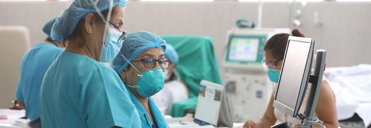 Presentan proyecto de ley para incorporar el COVID-19 en listado de enfermedades profesionales