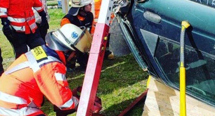 Buenas prácticas en el uso de herramientas para rescate en vehículos