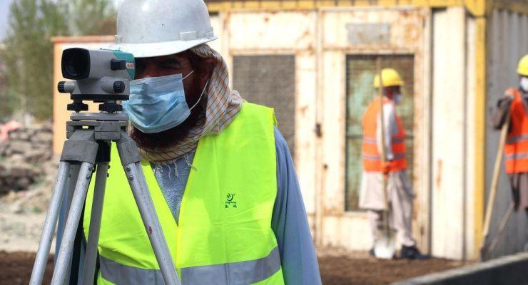 COVID-19 10 recomendaciones generales para obras de construcción