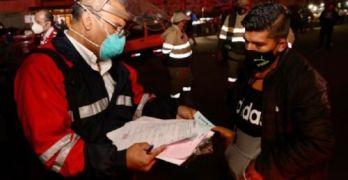 Sunafil orientó a transportistas sobre medidas para evitar contagio del covid-19