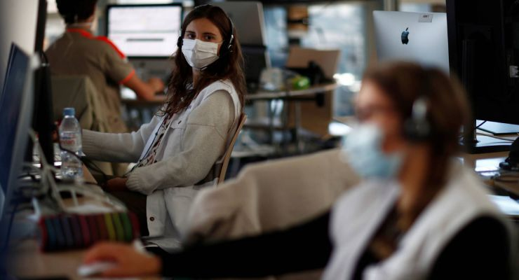 COVID-19: Orientación sobre ventilación en el lugar de trabajo