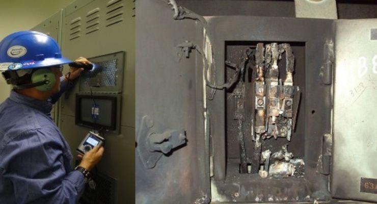 Nunca haga contacto de equipos energizados con un dispositivo de ultrasonido