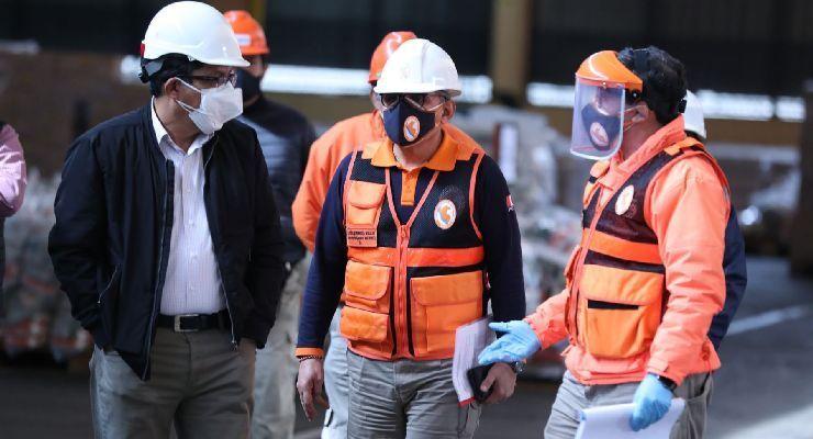 INDECI aprueba la Guía de Acreditación Nacional para los equipos de Búsqueda y Rescate Urbano Nacionales