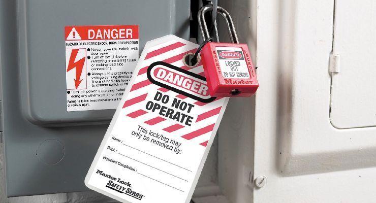 Por qué es importante el sistema Bloqueo - Etiquetado para prevenir accidentes