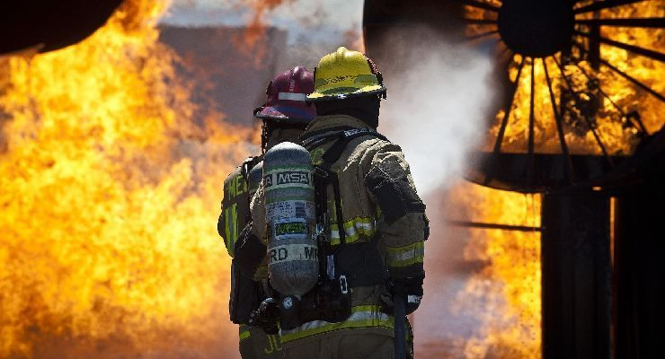 Así es la situación de América Latina sobre accidentes laborales por fuego