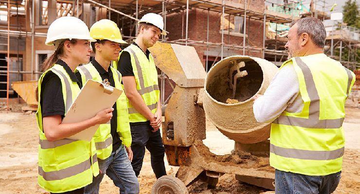Normas de seguridad para el empleo de adolescentes en el sector construcción
