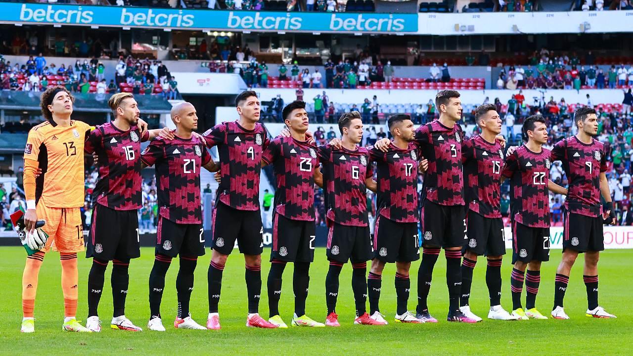 A qué hora juega México vs El Salvador_ – Eliminatorias Qatar 2022