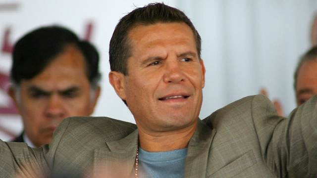 A esto se dedicaba Julio César Chávez antes de ser boxeador
