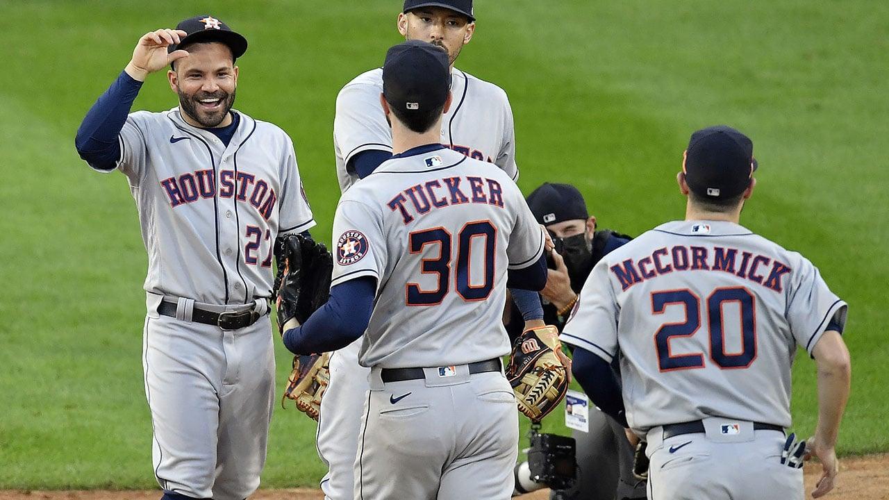 Astros a Serie de Campeonato