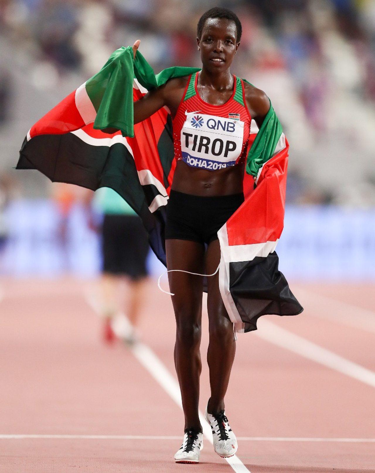 Agnes Tirop murió Kenia