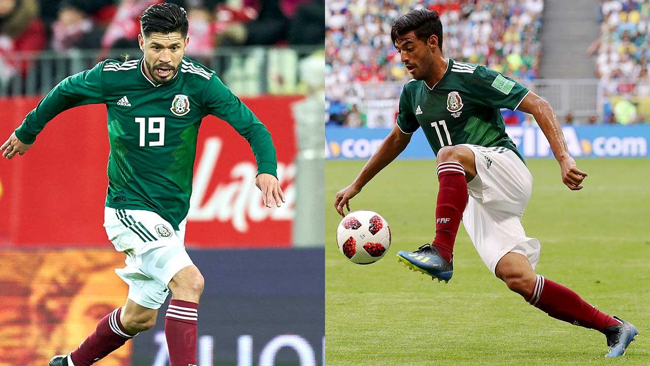 Futbolistas retirados de Selección Mexicana y que pueden volver a ser convocados
