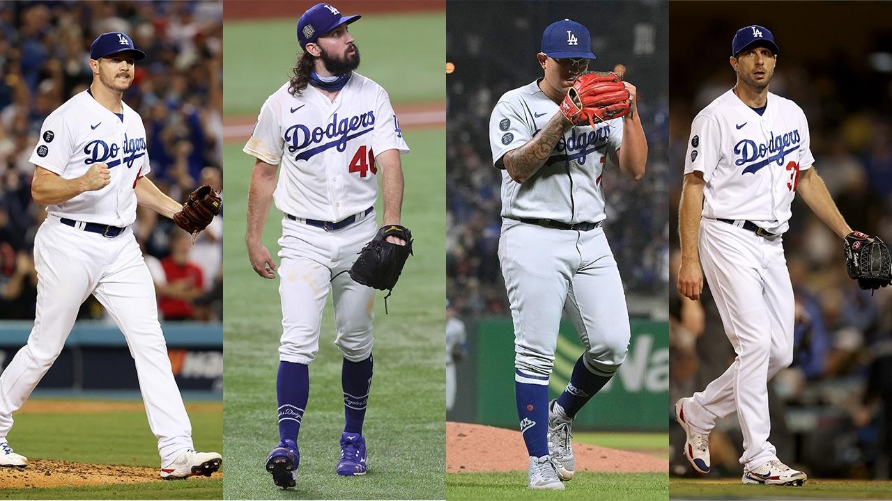 Dodgers Urías Knebel
