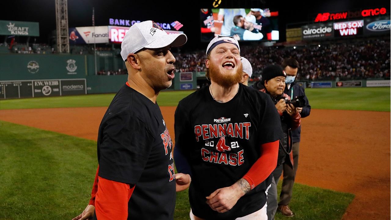 Alex Verdugo Boston Red Sox