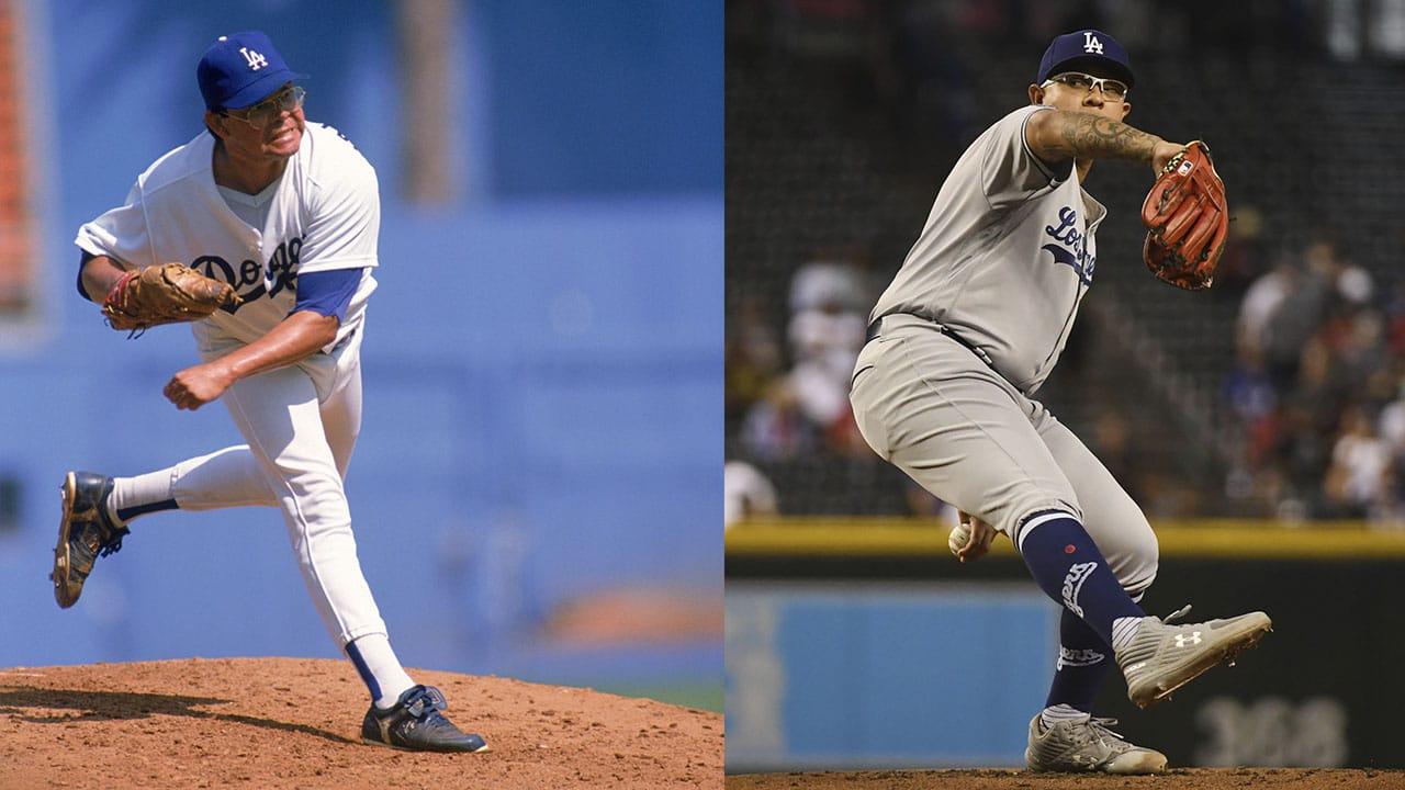 Top 5 mejores mexicanos en Dodgers