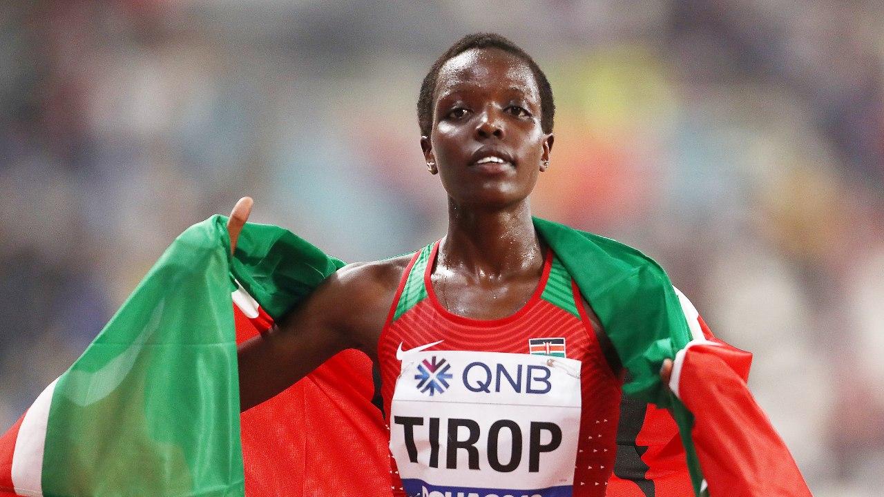 Agnes Tirop muere atleta