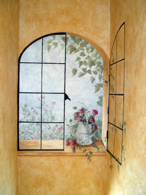 Home Trompe Loeil