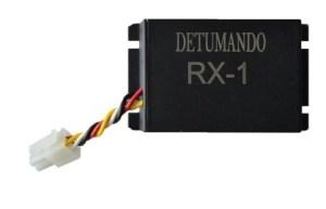 receptor garaje rx1