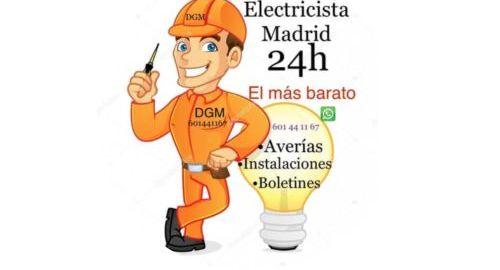 Madrid Tel 601441167 WhatsApp .Ofrecemos tranquilidad a los clientes en cuanto a los trabajos que Realizamos las 24/7H.