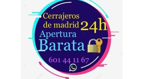 Cerrajeros Aravaca 24 Horas 601441167 WhatsApp Urgente