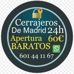 Cerrajeros Madrid Tel : 601441167 WhatsApp