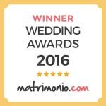 Cerrone Nozze premiato al Wedding Italian Awards 2016